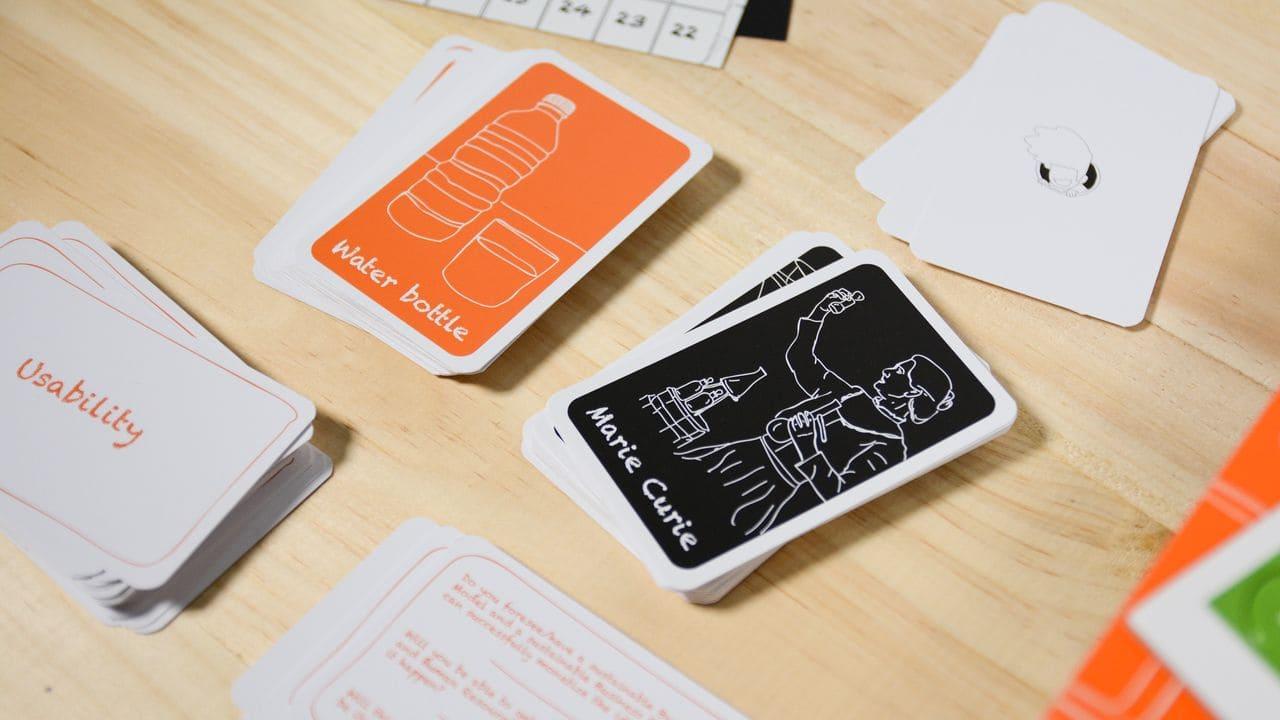Creativation Game - foto cartes