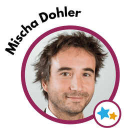 Convidat especial - Creativation Talks - Mischa Dohler