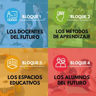 Bloques - Creativation Talks 2018