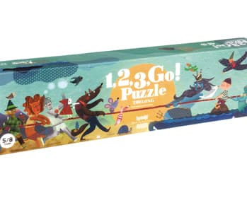 1, 2, 3 GO! PUZZLE