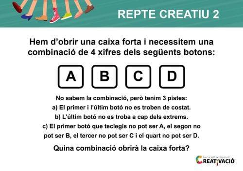 Repte Creatiu 2