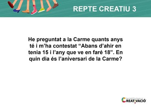 Repte Creatiu 3