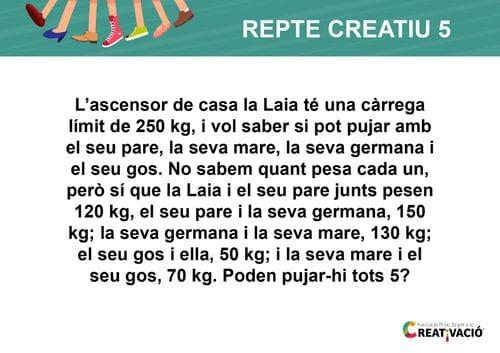 Repte Creatiu 5