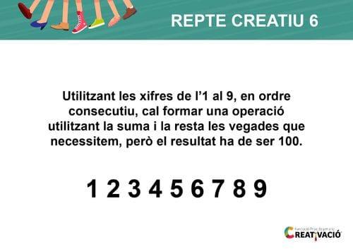 Repte Creatiu 6