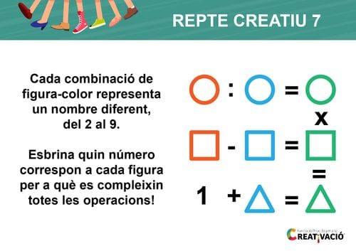 Repte Creatiu 7