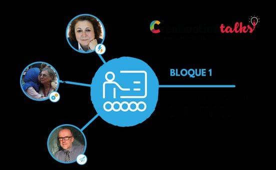 Ponentes Bloque1 - Creativation Talks 2018