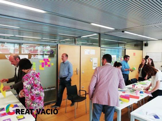 Formació Design Thinking Franc Ponti - Fundació Creativació