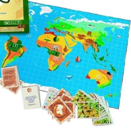 3 Juegos De Mesa Para Potenciar La Inteligencia Naturalista De Tus Hijos