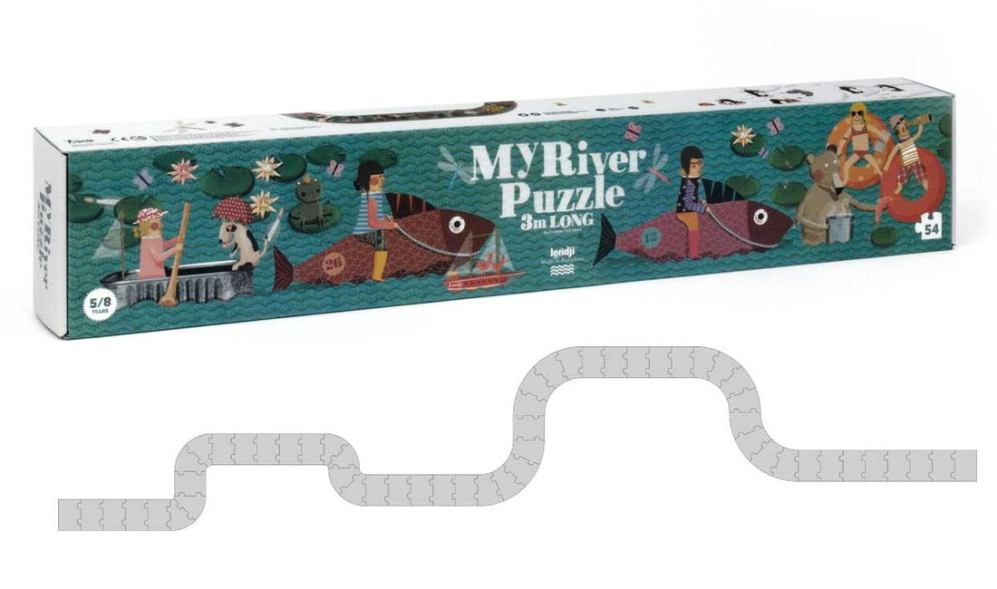 MY RIVER PUZZLE