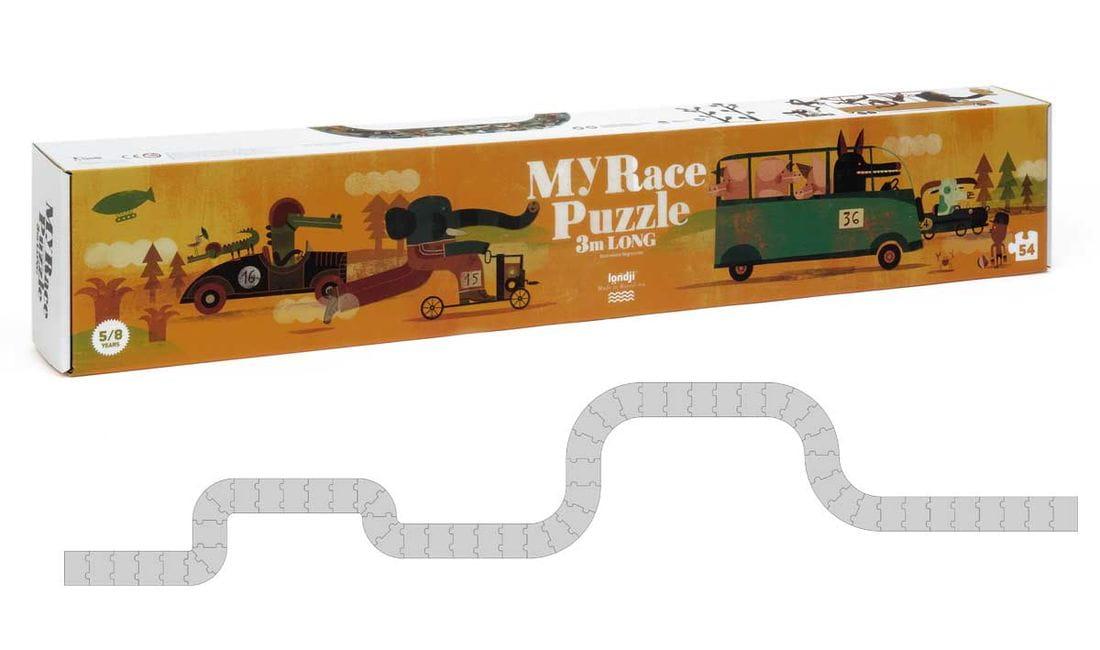MY RACE PUZZLE