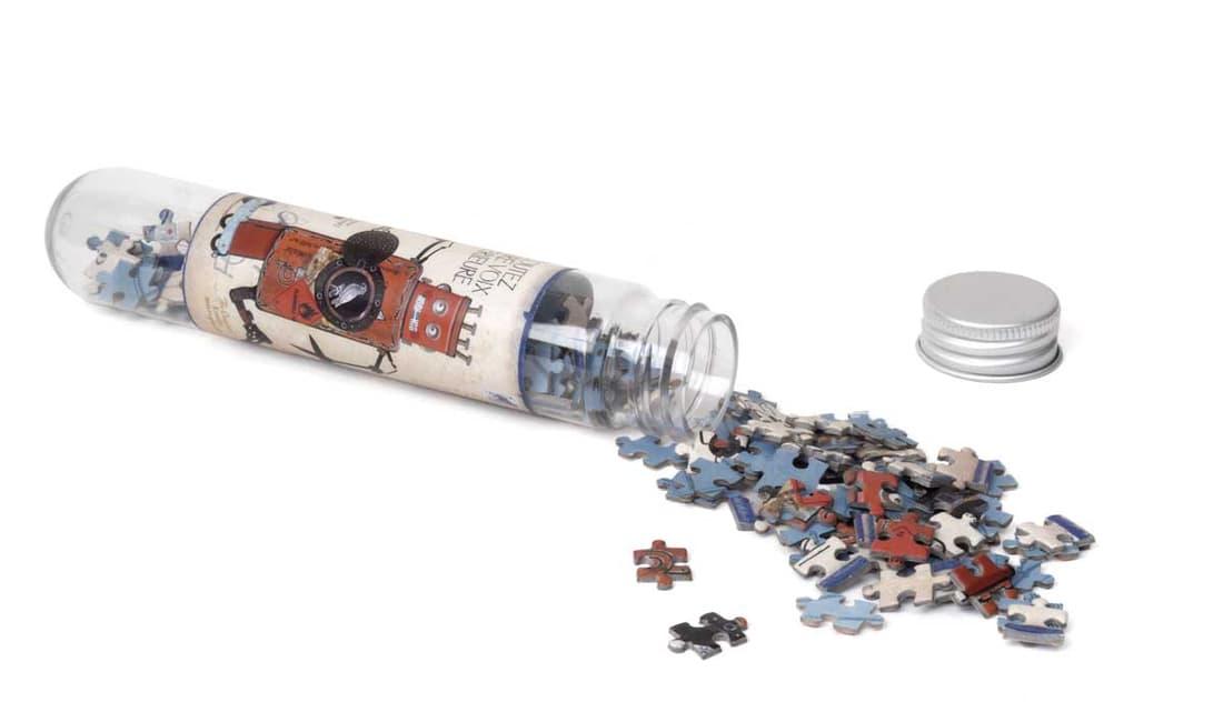 ROBOT PIERRE MICROPUZZLE