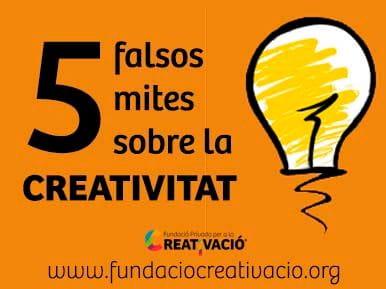 5 falsos mites sobre la creativitat