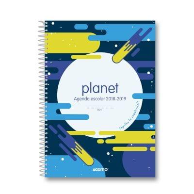 Portada Agenda Planet