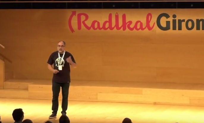Alfons Cornella Radikal Girona