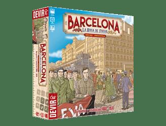 Barcelona Rosa de Fuego