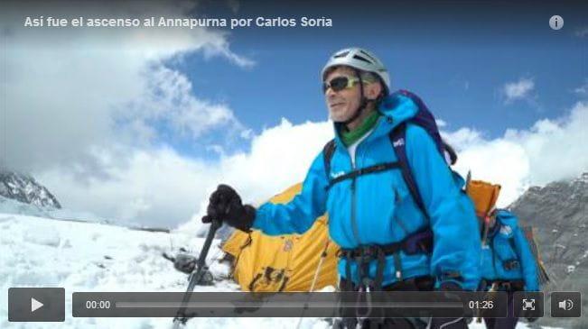 Entrevista Carlos Soria