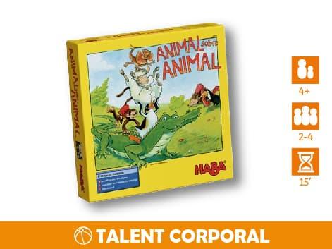 Animal sobre animal