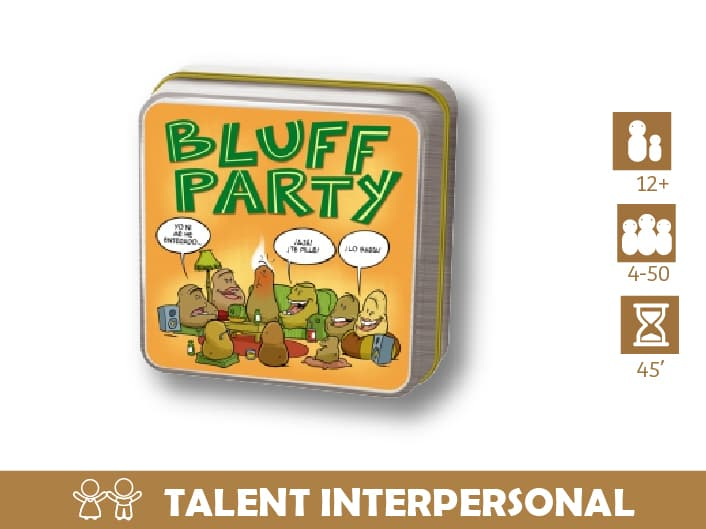 Joc Bluff Party