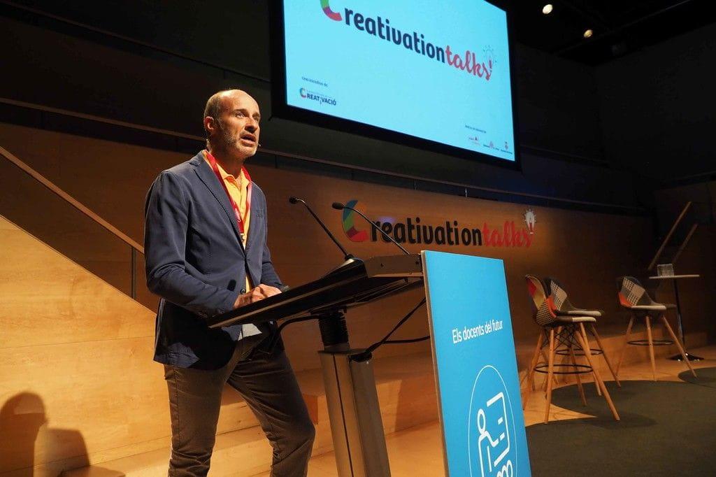 Miquel Àngel Oliva, director de la Fundació per la Creativació - Creativation Talks 2018