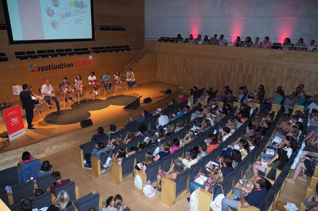 Girona epicentre de l'educació del futur - Creativation Talks 2018
