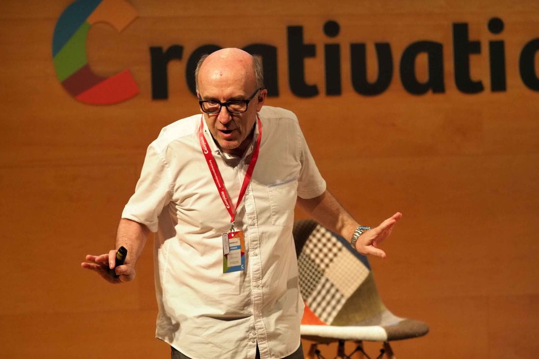 Josep Manel Marrasé, professor - Creativation Talks 2018