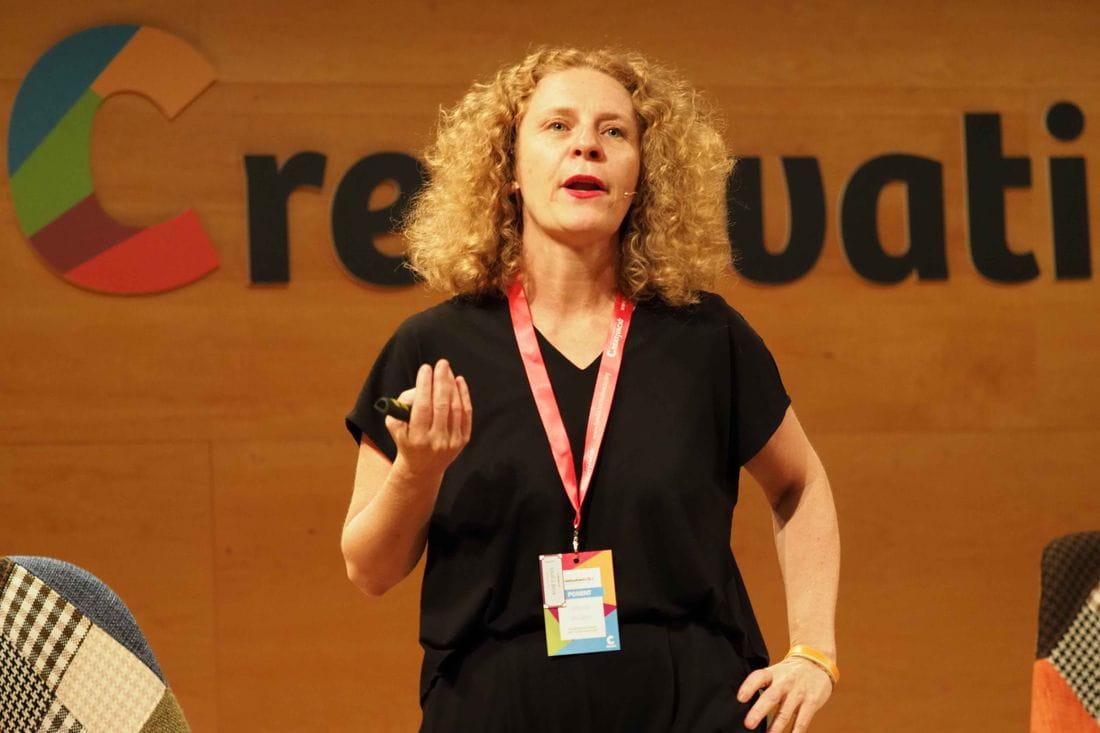 María Acaso, professora, investigadora i escriptora especialitzada en educació