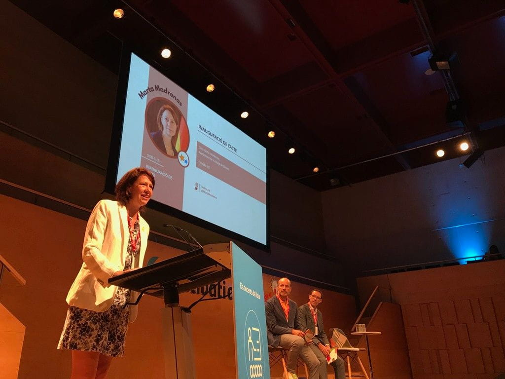 Marta Madrenas, alcaldessa de Girona - Creativation Talks 2018