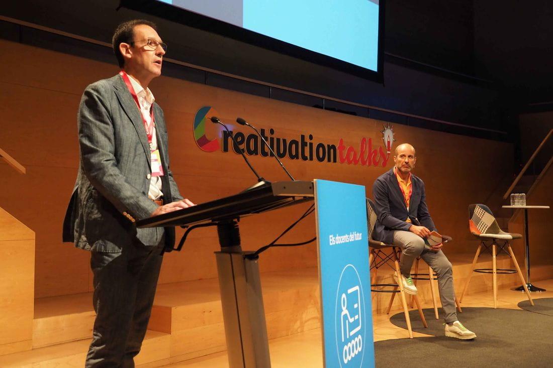 Quim Arpí, president de la Fundació per la Creativació - Creativation Talks 2018