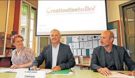 Diari de Girona Creativation Talks