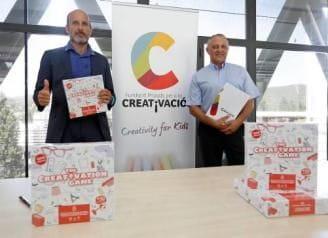 Josep Lagares i Miquel Àngel Oliva Foto d'Aniol Resclosa