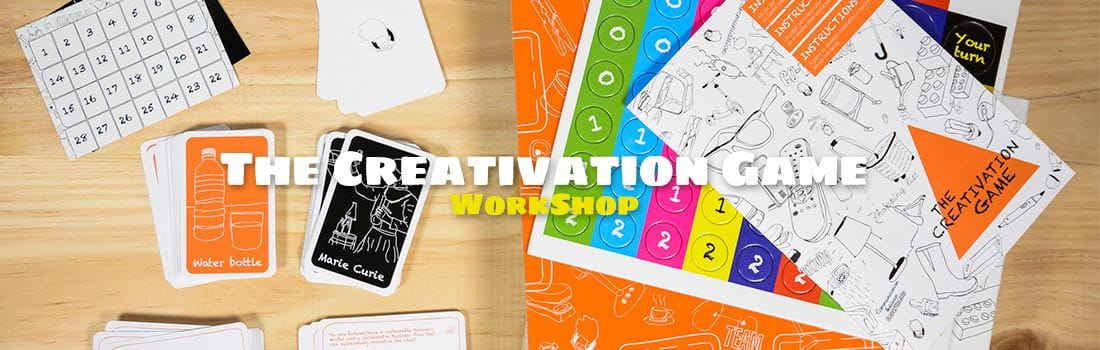 THE CREATIVATION GAME