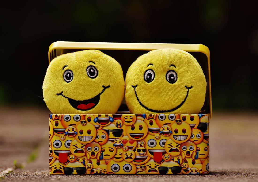 Imatge icones emocions
