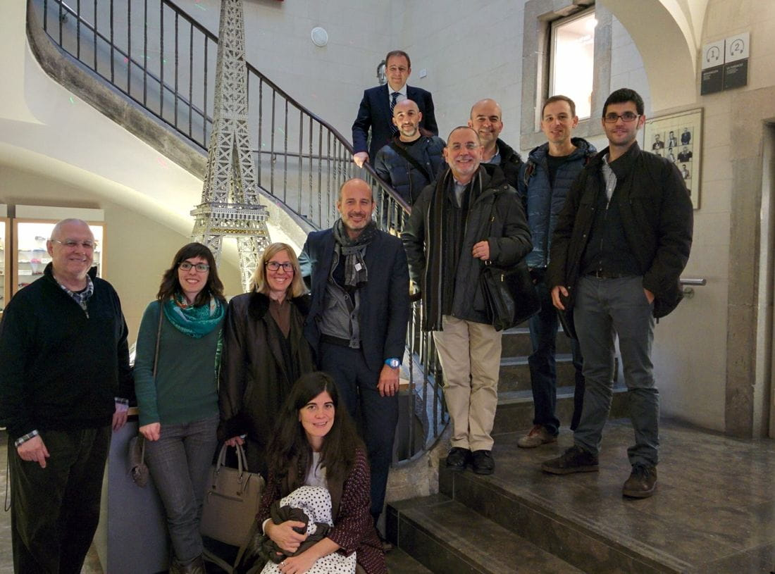 Encuentro R+D+i en el Museo del Juguete
