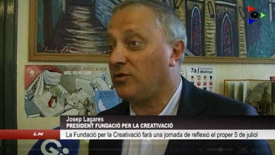 Josep Lagares Creativation Talks