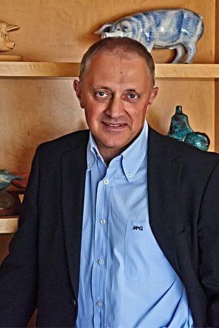 Josep Lagares, un presidente creativador