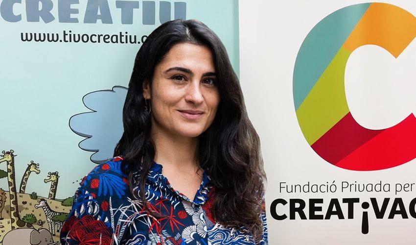 Laura Sañé - Fundación Creativación