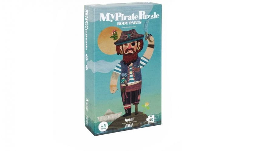 MY PIRATE PUZZLE