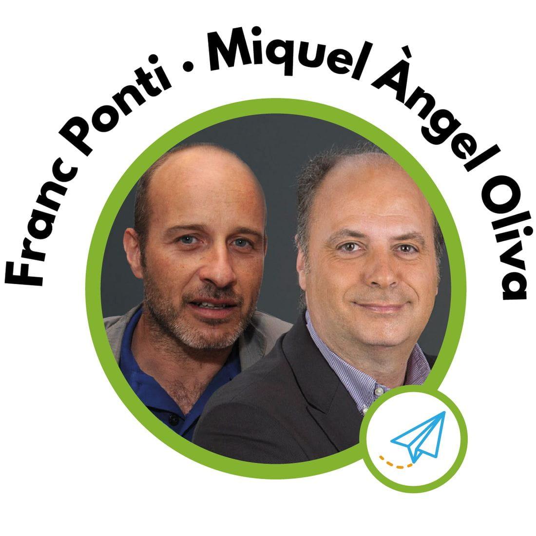 Franc Ponti · Miquel Àngel Oliva - Creativation Talks 2018
