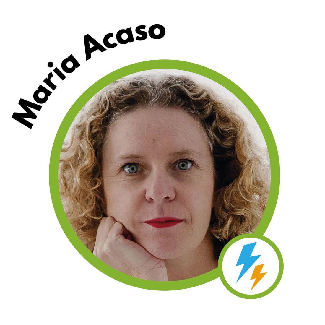 Maria Acaso - Creativation Talks 2018