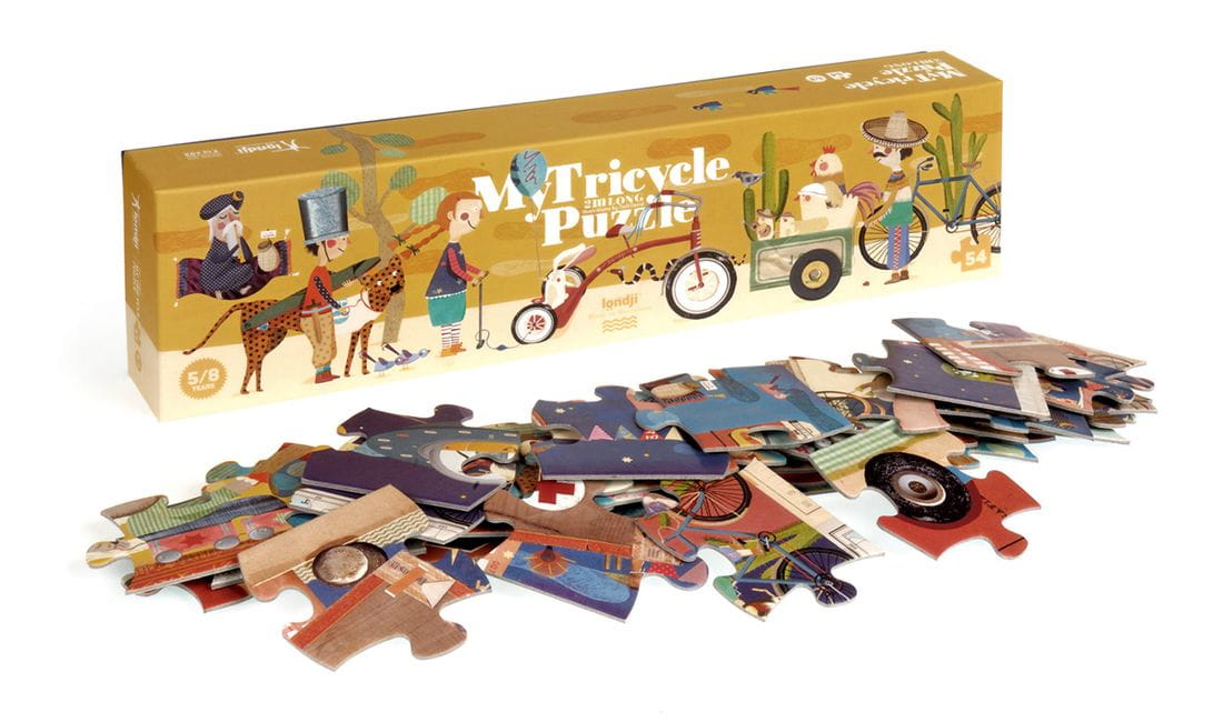 MY TRICYCLE PUZZLE