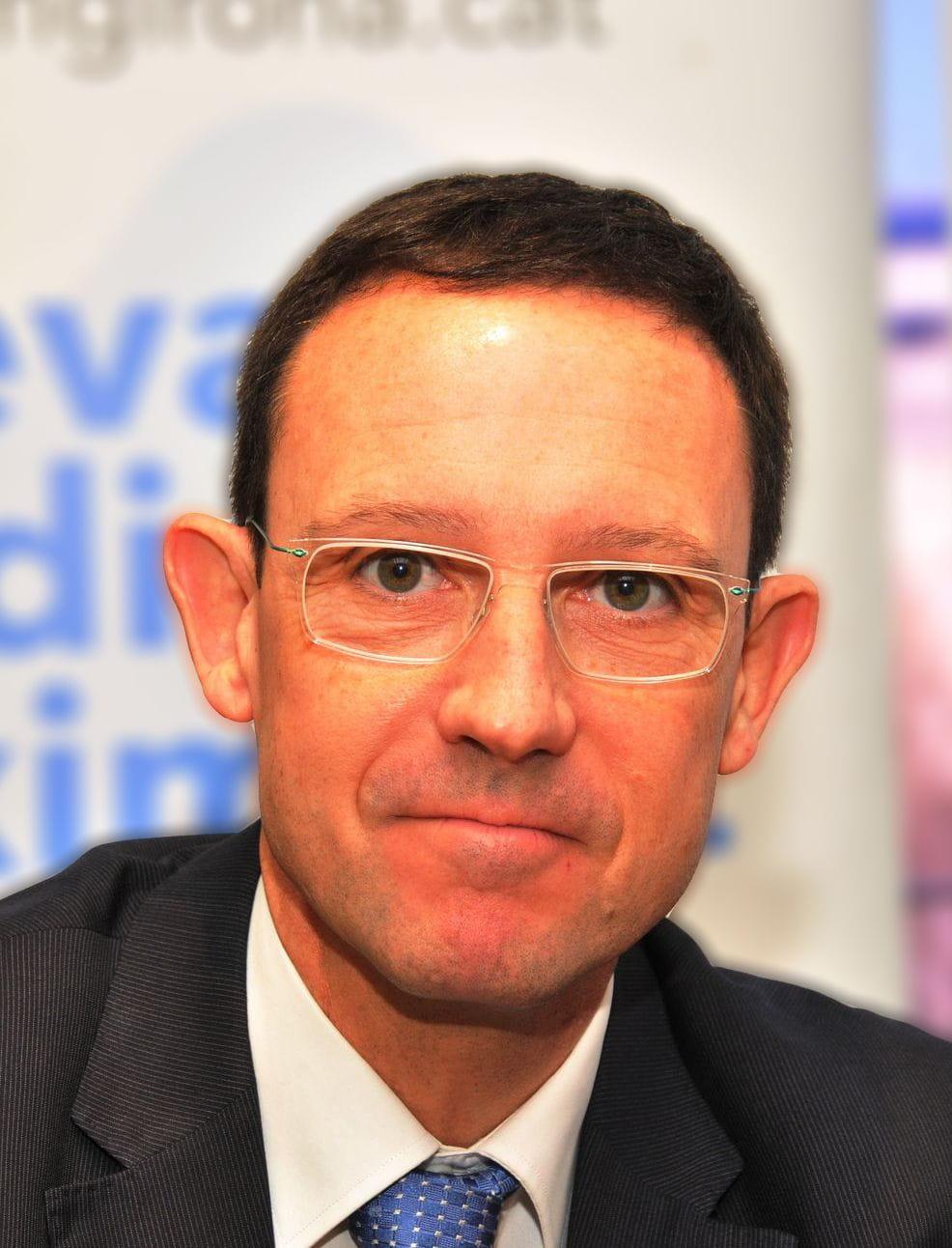 Quim Arpí, el nuevo presidente