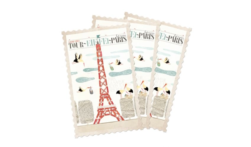 tour-eiffel-postcard