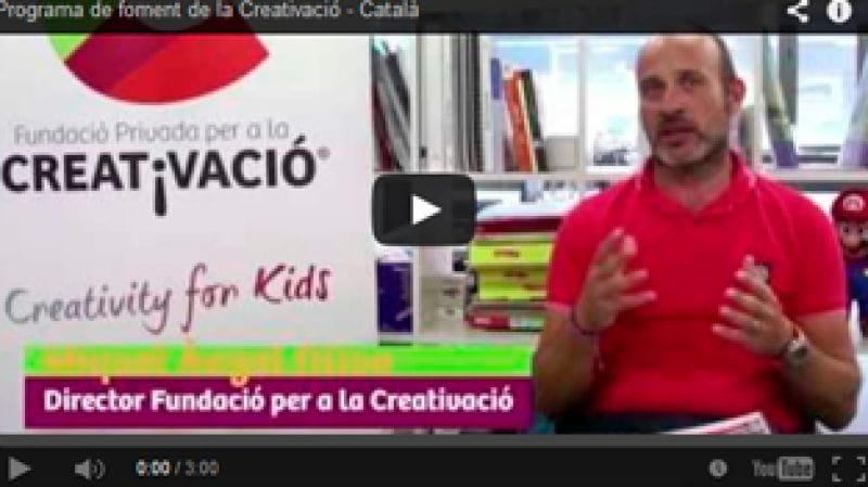 Programa de Foment de la Creativació