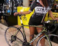 Noies del nostre Club Ciclista differentbikes.