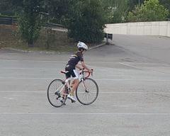 L´afició dels petits del Club Ciclista differentbikes.