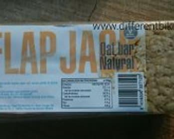 FLAP JACK - Oat bar Natural