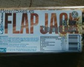 FLAP JACK - Oat Bar  Chocolate Chips