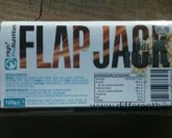 FLAP JACK - Oat Bar  Chocolate