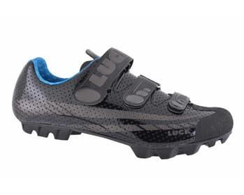 Zapatillas LUCK Matrix Negro - Azul