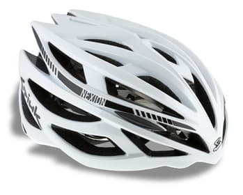Casco SPIUK NEXION Color Blanco / Negro. CNEXI1601